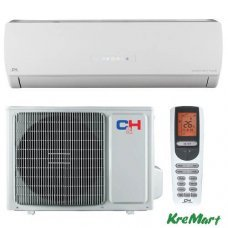 Кондиционер/тепловой насос Cooper&Hunter Icy inverter (35/53/70м2)