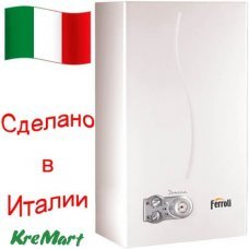 Газовый котел Ferroli Fortuna Pro F24 2-х конт. турбо