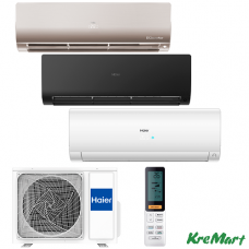 Кондиционер Haier FLEXIS inverter до 35м2